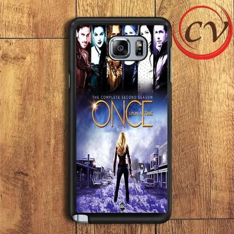 Once Upon A Time Samsung Galaxy Note 5 Case