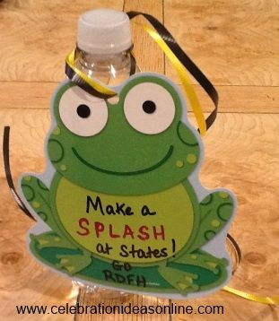 team spirit craft ideas.. you can make yourself for cheap