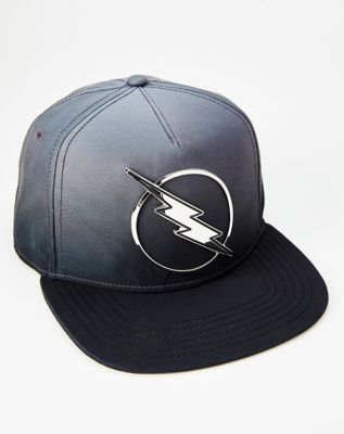 e3491ea6554b1 Ombre Zoom Flash Snapback Hat - DC Comics
