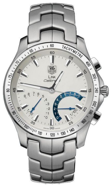 CJF7111.BA0592 TAG HEUER LINK CALIBRE S MENS WATCH IN STOCK Store Display Model (What's This