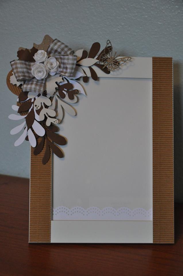 idea for a frame ♥