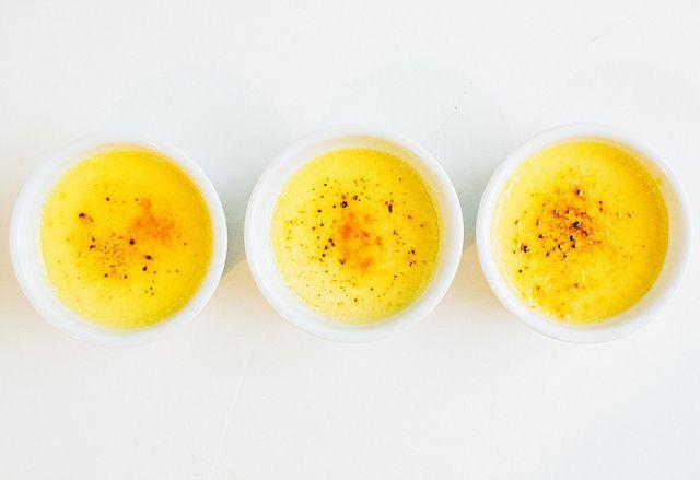 Lavender Creme Brulee | f o o d | Pinterest