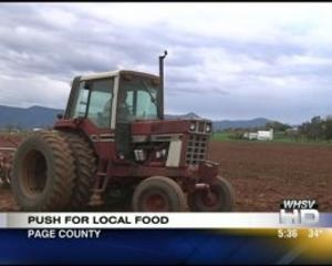 Page County Pushes Local Food: Valley Local, Local Food, Push Local, Food Local