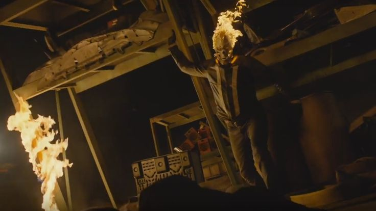 Watch Ghost Rider Fight Quake in AGENTS OF S.H.I.E.L.D. Clip and TV Spot for…