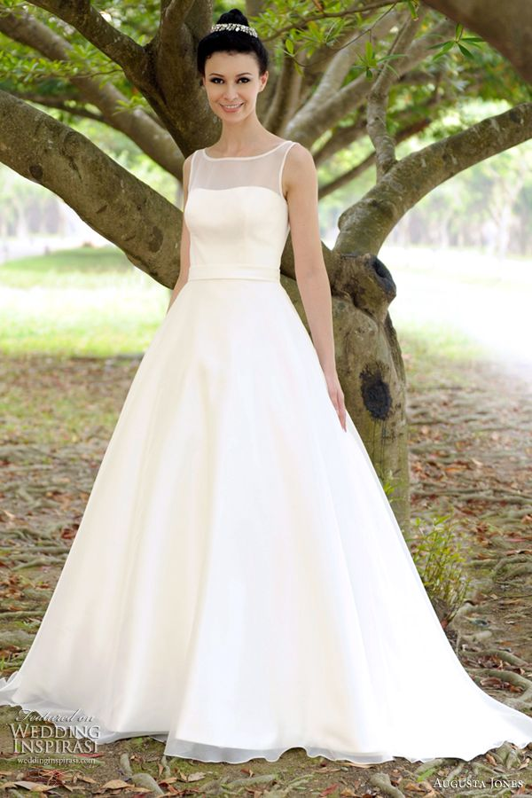 Augusta Jones wedding dress i feel like this style is something my sister would wear