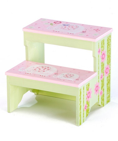 Pink Elephant Step Stool  sc 1 st  Pinterest & 676 best sillas images on Pinterest | Chairs Step stools and ... islam-shia.org