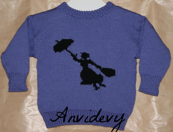 Sweater girl reason Mary Poppins 2 years single copy by Anvidevy
