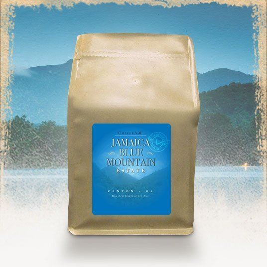 Jamaica Blue Mountain Coffee, 100% Certified   - Fresh Roasted & Shipped Daily