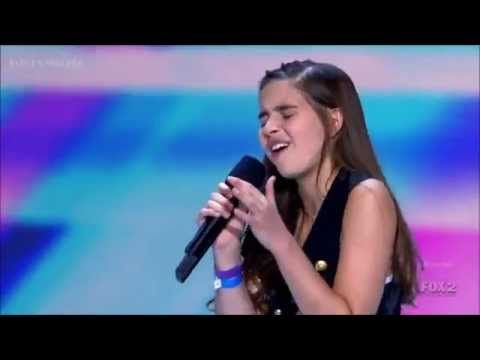 Feeling Good. Carly Rose Sonenclar singing Nina Simone song. Audition X-factor. Feeling Good lyrics~I love the way she sings this. It makes me feel like I can do anything. It's a new dawn, it's a new day, it's a new life for me.