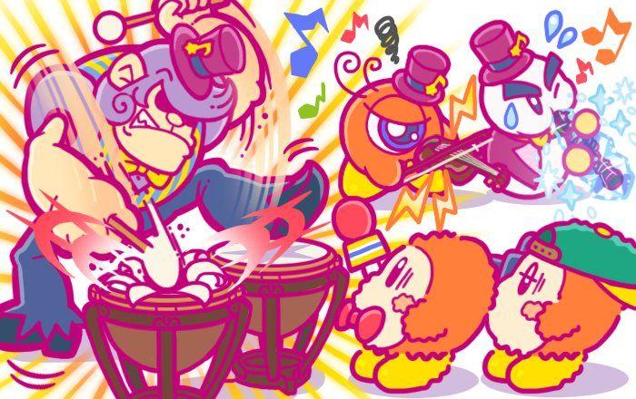 星のカービィ25周年 (@Kirby25thJP) | Twitter>> that's one styling clarinet yo got there chilly