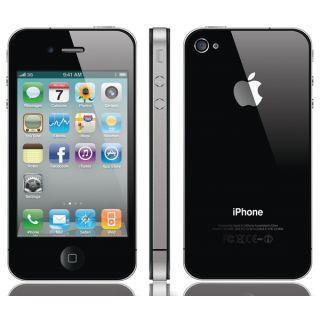 APPLE iPhone 4 8GB Siyah Distribütör Garantili! :: Al Bak Avm