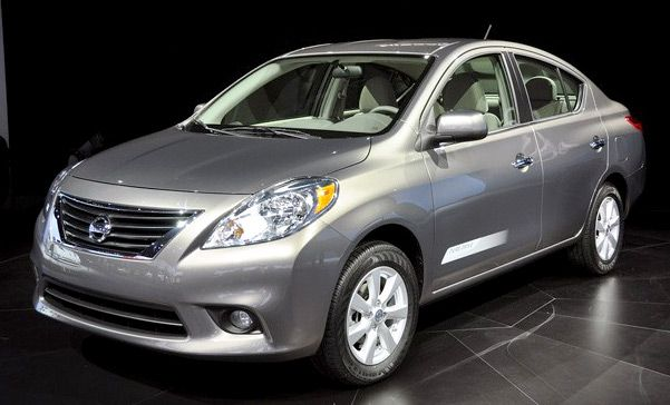 New Nissan Versa 2012, cheap car compact and elegant starting at only $10990. The cheapest new car for sale in USA at this moment. Know more about it at http://www.autopten.com/carforum/sbbt56-new-nissan-versa,-cheap-car-compact-and-elegant.html