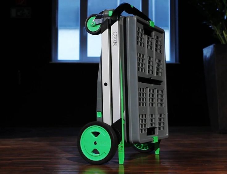 Weighing less than 15 pounds with an overall load capacity of 132 pounds, the Clax is ideal as a personal shopping cart, apartment or condo living taking loads to and from your vehicle, or jobs requiring a site to site transport of materials and equipment.