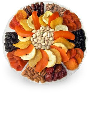 Sunsweet - Looks delicious!!!   SEASON'S BEST DRIED FRUIT TRAY