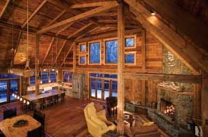 A Minneapolis family's vacation home on Lake Superior gives new life to old barns