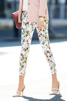 Emerge The Stretch Skinny Capri - From Ezibuy