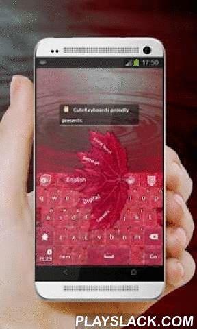 """Bloody Autumn GO Keyboard  Android App - playslack.com ,  Dit is de GO Keyboard """"Bloody herfst"""" thema door CuteKeyboards.Bloody herfst.Meestal wordt gekleurd in donker kastanjebruin, dit GO Keyboard getrokken huid inspiratie en geleend nuances, vormen en betekenis van rood blad, herfst en melancholie.We kunnen lachen bij deze zaken, maar ze zijn melancholie illustraties.Een mooie wijziging in uw telefoon zal het ontwerp van deze GO Keyboard, maar de echt bijzondere feature is de emotionele…"""