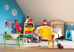 Gautier Calico Boy's Bedroom Furniture   Kids' Rooms