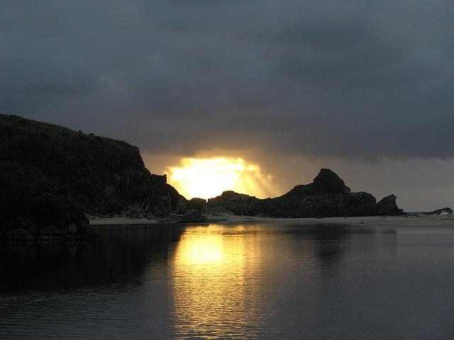 Abtao - Parque Nacional Chiloé by nombre_en_pantalla, via Flickr