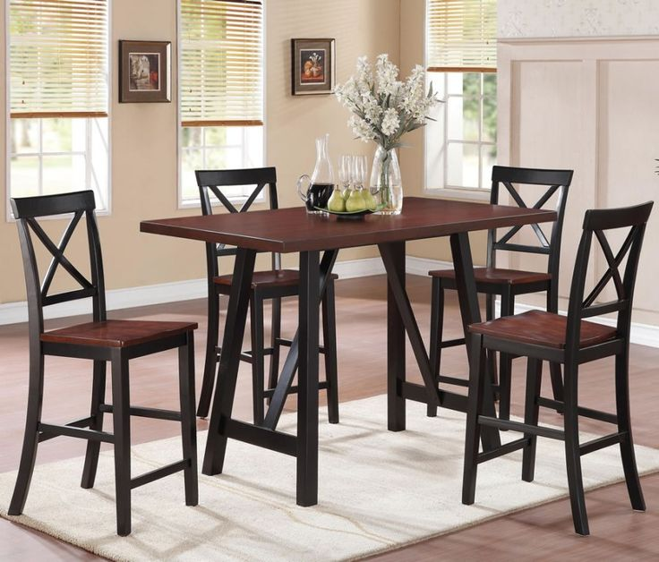 25+ best ideas about Bar height dining table on Pinterest ...