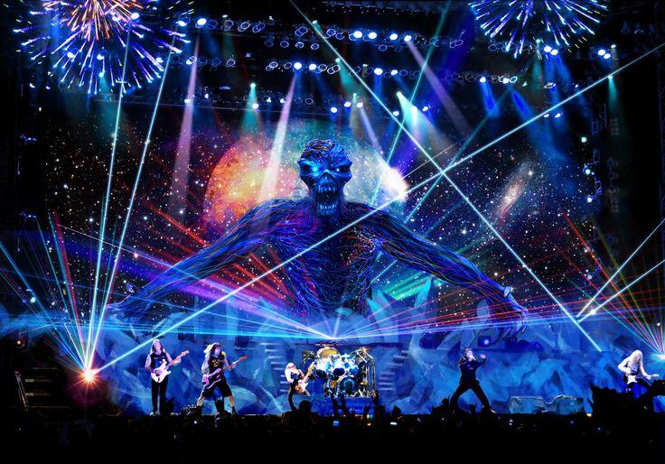 WIN: Iron Maiden SA tickets!