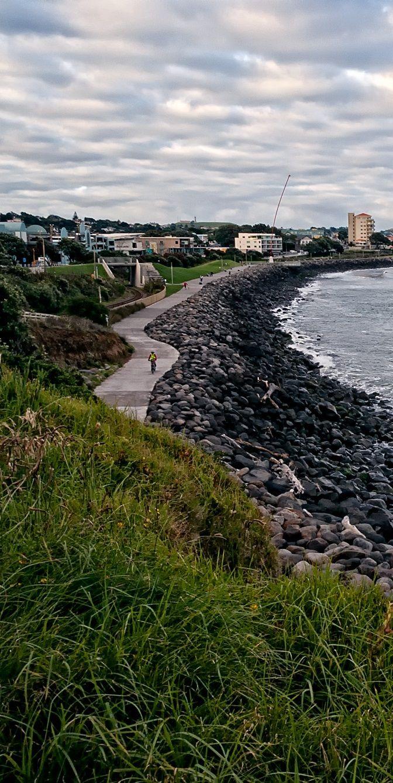 Port Taranaki and New Plymouth, NZ