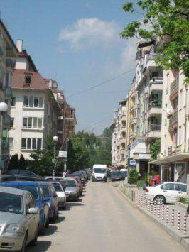София Болгария улица Кишинев1
