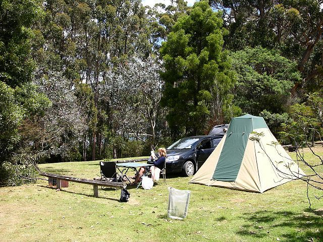 cool A Guide To Camping In Tasmania