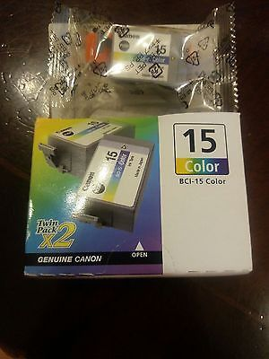 New 1 Genuine Canon BCI-15 Color Printer Ink Tank Cartridge Free Shipping USA SellerHappily published via Nembol | Shop this product here: http://spreesy.com/BrokeGirlsBling/640 | Shop all of our products at http://spreesy.com/BrokeGirlsBling    | Pinterest selling powered by Spreesy.com
