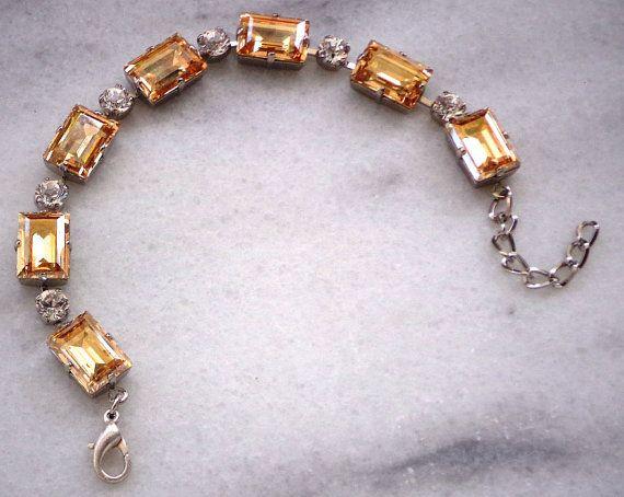 Shimmering Swarovski elements step cut fancy by CrystallizedByLena, $58.00