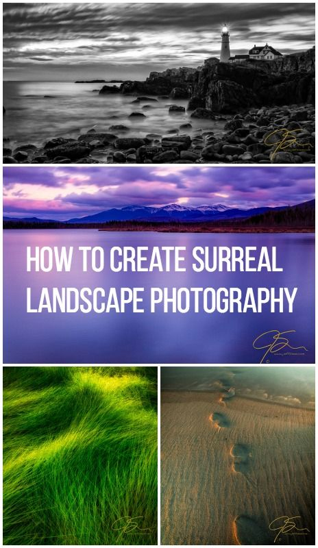 Create Stunning Surreal Landscape Photography With This Quick Trick