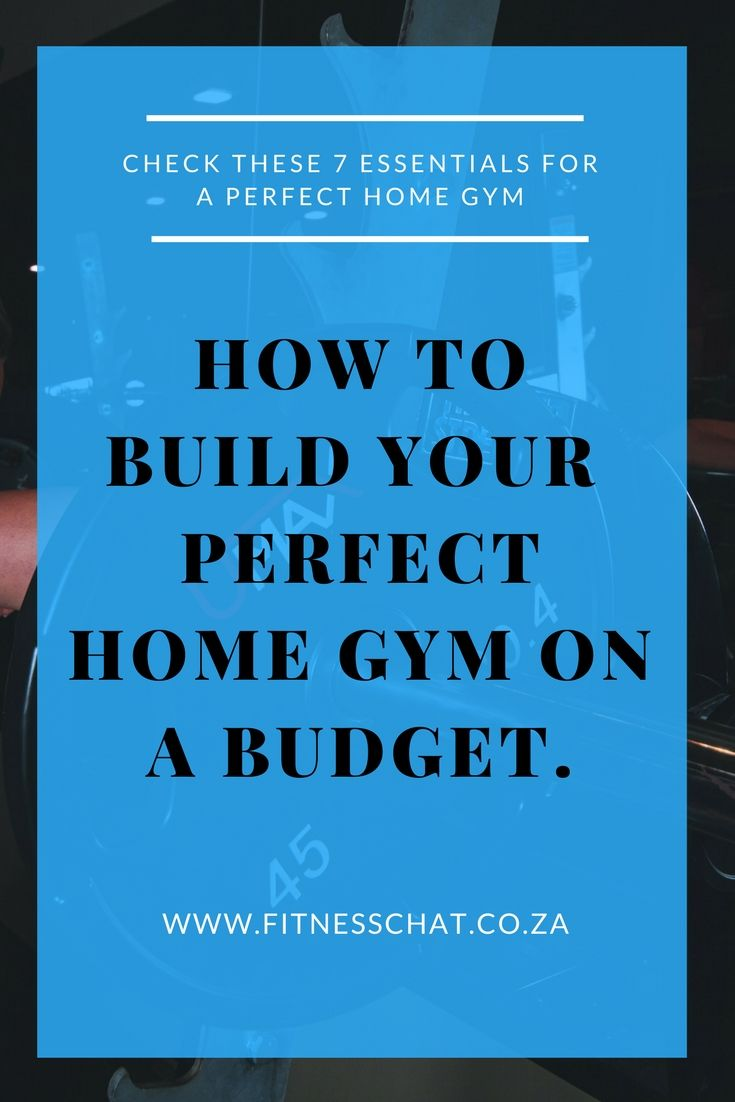 76f78a08bd9 How to build the perfect home gym with all the essential equipment without  breaking the bank
