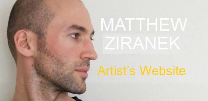 Illustration of Matthew Ziranek, Artist