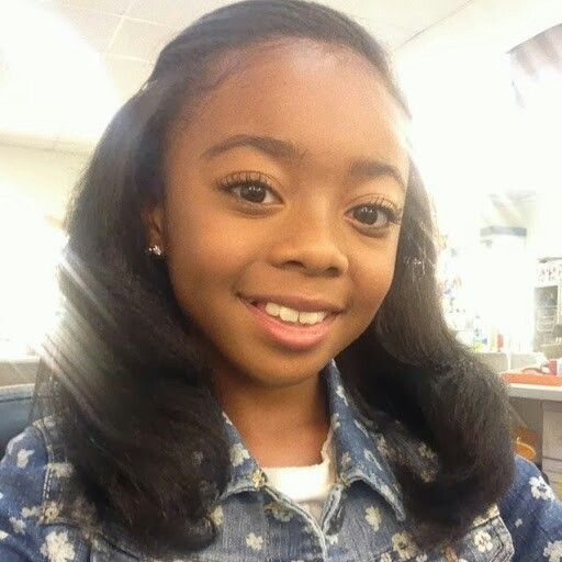 Skai looks so pretty