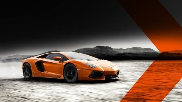 Lamborghini Aventador LP 700-4 wheels