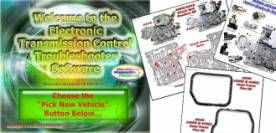 Automotive                   Transmission Repair Software