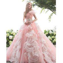 Nieuwe roze jurken 2017 een schouder baljurk staaflijst ruches sweet 16 jurken debutante gown jurk voor 15 jaar(China (Mainland))