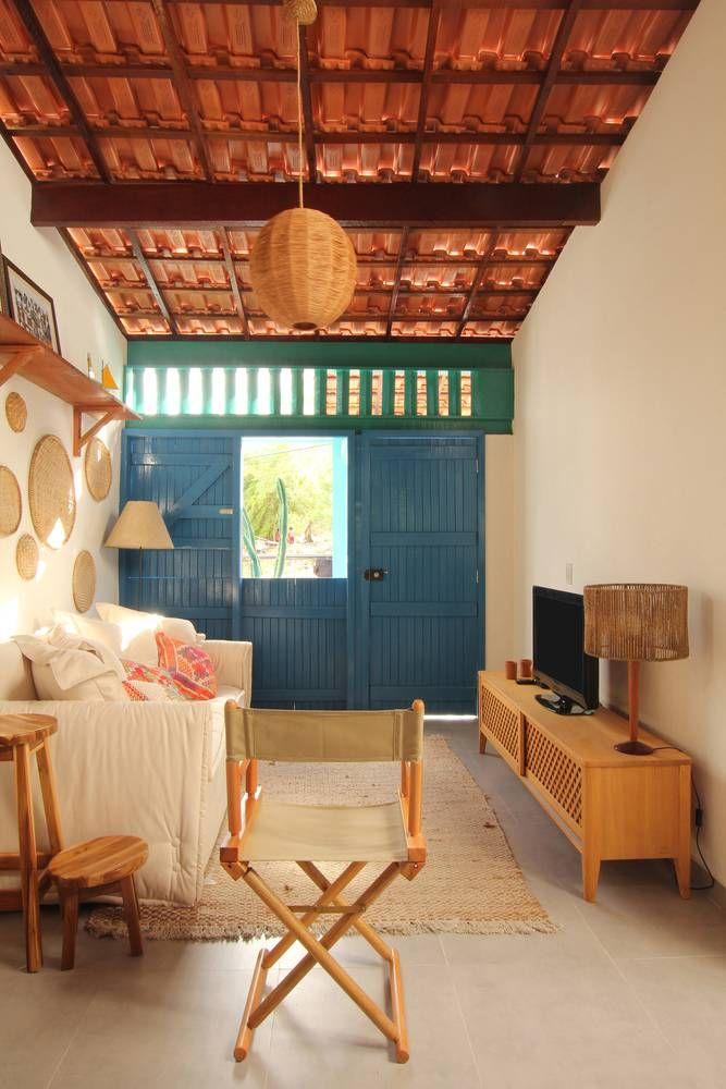 VISITA GUIADA Casa no sertão de Alagoas realça a cultura e arquitetura local