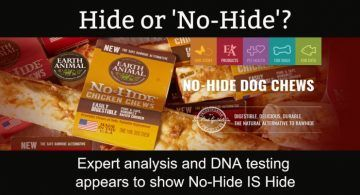 """USDA says No-Hide Treats are """"NOT"""" Made Under Inspection – Truth about Pet Food"""