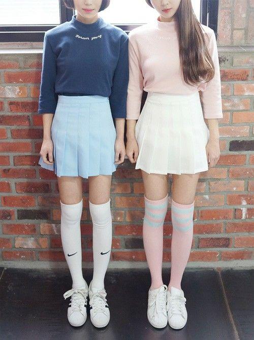 Ulzzang Selca Fashion : Photo