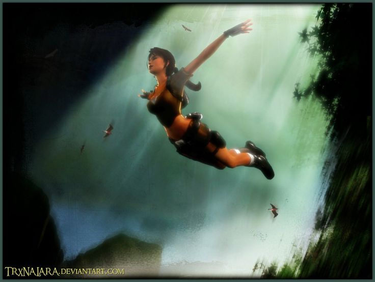Tomb Raider Legend (Wallpaper 03) by TRXNALARA.deviantart.com on @DeviantArt