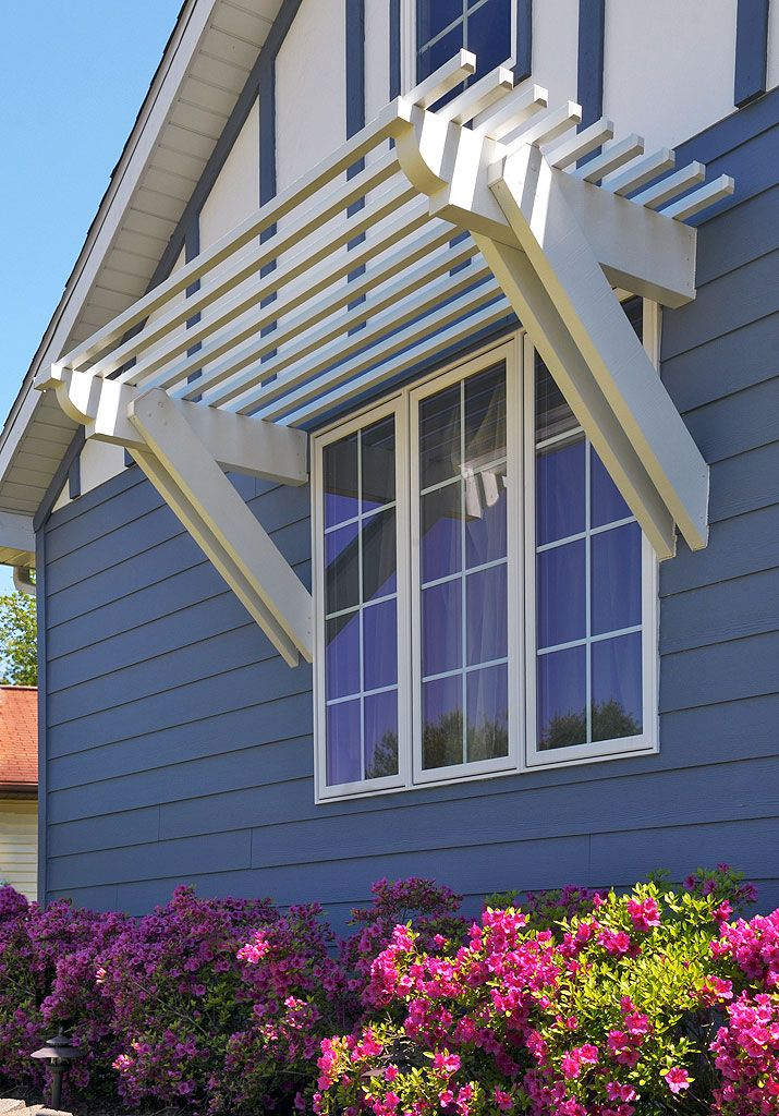 45 Best Aluminum Window Awnings Images On Pinterest