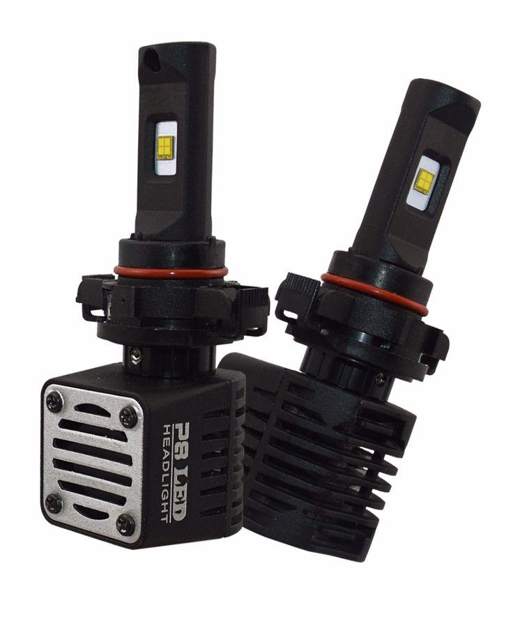 80.00$  Buy here - http://ali9zu.shopchina.info/1/go.php?t=32807307025 - SANVI Car LED Headlight 4000LM 40W Cool White 6000K Car LED Headlight Bulbs 5202 H16 LED Lights for Cars  #aliexpresschina