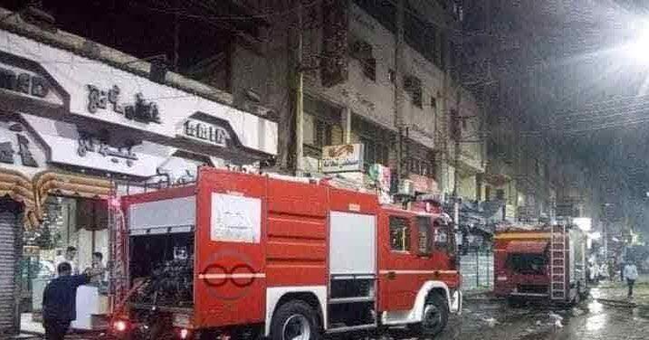إصابة 3 أشخاص بحالات إختناق في حريق شقة بمدينة ميت غمر إصابة 3 أشخاص بحالات إختناق في حريق شقةبمدينة ميت غمر أصيب 3 أفراد بحالات اختناق City Vehicles Trucks