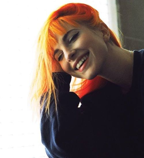 New Photo of Hayley Williams for BEAT Magazine