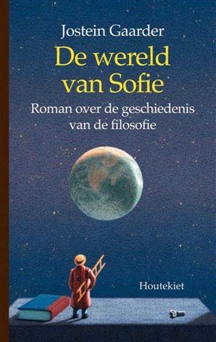"""Prachtig boek """"De Wereld van Sofie"""""""