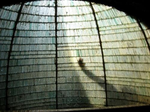 Nari Gandhi and me #architecture #design #glass #skylight