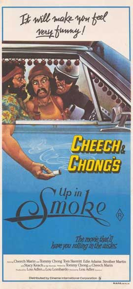 Cheech and Chong's Up in Smoke (1978)