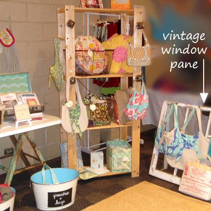 Ideas For Craft Booth I Love The Ikea Shelf With Hooks For Excellent Use Of