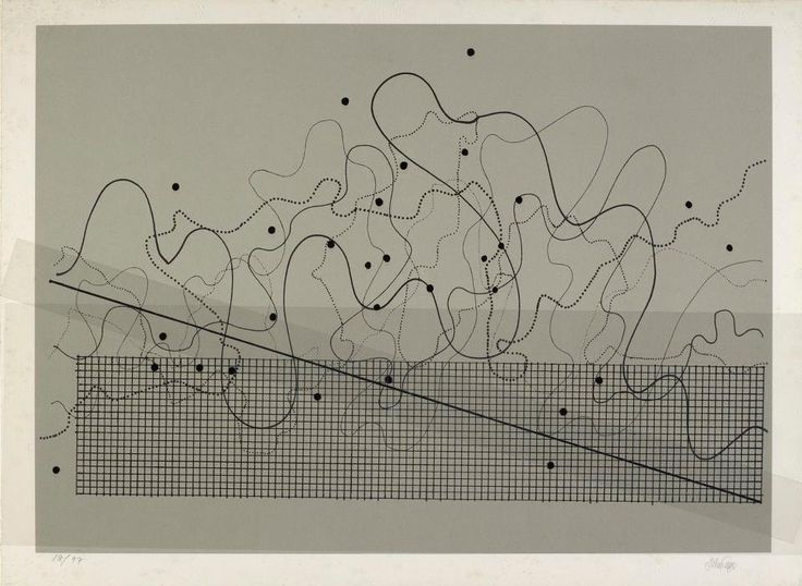 "John Cage ""musical"" notation was an American composer, music theorist, writer, philosopher, and artist."